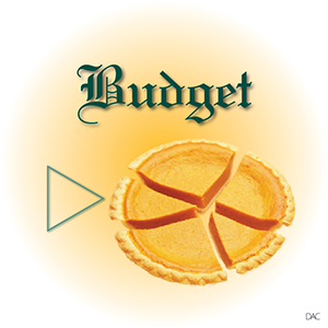 Word Today . Budget