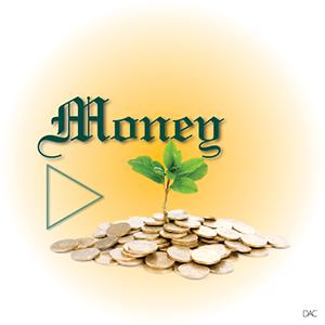 Word Today . Money