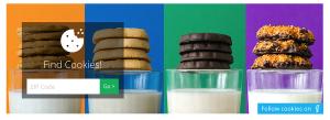 Find cookies everywhere!