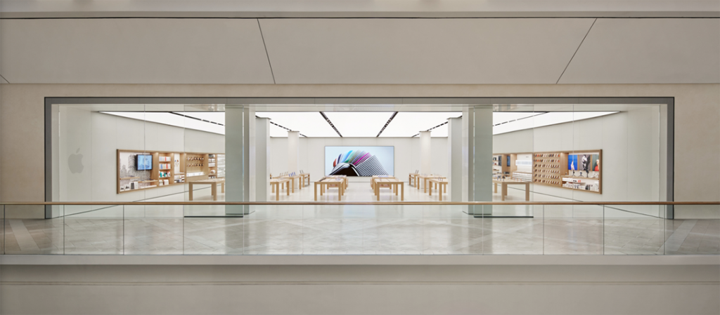 Apple New SO store