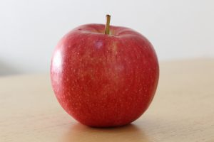 perfectly delicious apple