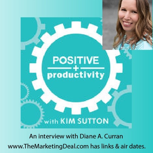 Instead of Huff and Puff, the Positive Productivity Podcast
